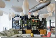 СМИ назвали десять самых роскошных отелей в аэропортах