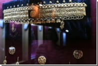 Министерство культуры отказалось участвовать в споре за скифское золото
