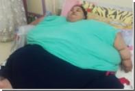 Индийские власти помогут 500-килограммовой египтянке похудеть