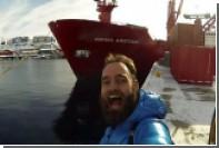 Путешественник посетил 121 страну мира на контейнерных судах