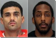 Cбежавших по веревке из одежды заключенных поймали в Калифорнии
