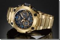 Бренд G-Shock выпустил юбилейные часы за полмиллиона рублей