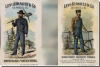 Levi's дал новую жизнь 100-летним джинсам