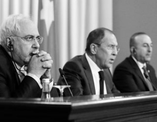 «Большая ближневосточная тройка» способна дать Сирии мир