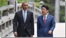 Синдзо Абэ и Обама почтят память погибших на Перл-Харбор