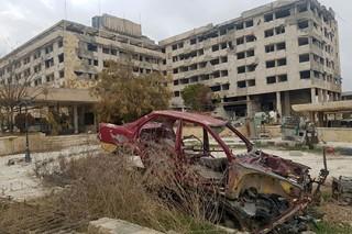 Последняя группа боевиков покинула Алеппо