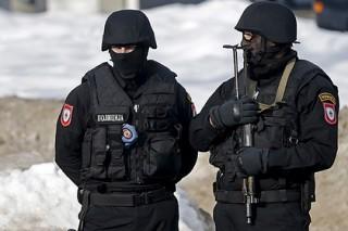 Сербская полиция пресекла перевозку 77 нелегальных мигрантов в ЕС