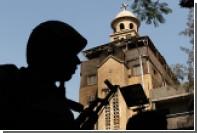 Египетские христиане-копты вышли на акцию протеста после подрывасобора