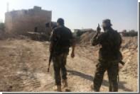 За неделю в Сирии амнистировали 2,5 тысячи боевиков