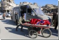 Эвакуация в Алеппо остановлена из-за обстрела боевиков