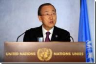 Генсек ООН выразил обеспокоенность из-за сообщений о «зверствах в Алеппо»