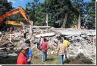 Число жертв землетрясения в Индонезии возросло до 54