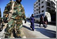 Сирийские СМИ сообщили о начале тайных переговоров по сдаче боевиков в Алеппо