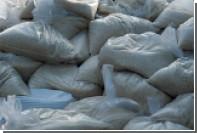 Нигерийские таможенники изъяли 102 мешка пластикового риса