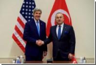 Глава МИД Турции рассказал Керри о вине Гюлена в убийстве российского посла