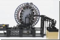 Из LEGO собрали волновую передачу