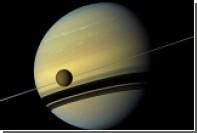 Ученые по космической пыли установили возраст одного из колец Сатурна