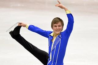 Фигурист Коляда стал чемпионом России