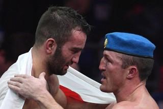 Промоутер Гассиева рассказал о невозможности проведения боя-реванша с Лебедевым