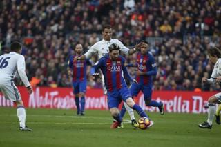 «Барселона» и «Реал» сыграли вничью в «Эль-Класико»