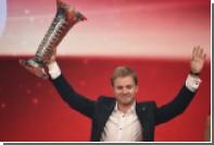 Пилот «Формулы-1» Росберг рассказал о намерении сняться в кино