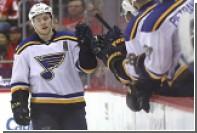 Оформивший хет-трик россиянин Тарасенко признан первой звездой дня в НХЛ