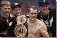 Российский боксер Трояновский проиграл два чемпионских пояса за 40 секунд