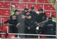Определен российский футбольный клуб с самыми недисциплинированными фанатами