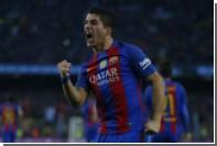 Футболист «Барселоны» принял летевший со скоростью 140 километров в час мяч