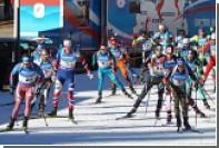 WADA заподозрило три десятка российских биатлонистов в применении допинга