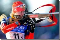 СМИ сообщили имена двух дисквалифицированных российских биатлонисток