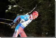 Российский биатлонист Бабиков стал третьим в масс-старте на этапе Кубка мира