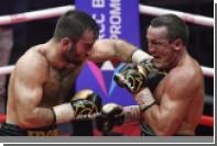 Лебедев отказался принять поражение от Гассиева
