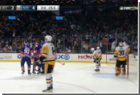 Российский хоккеист повторил рекорд НХЛ по скорострельности
