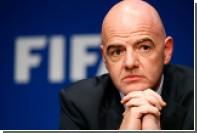 Глава ФИФА рассказал о бесполезности лишения России ЧМ-2018