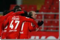 «Спартак» обыграл «Рубин» и ушел на каникулы лидером РФПЛ