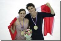 Канадские фигуристы установили мировой рекорд в финале Гран-при в танцах на льду