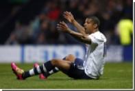 Футболистов английского клуба удалили за драку