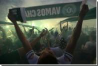 На прощание с погибшими футболистами «Шапекоэнсе» пришли 100 тысяч фанатов