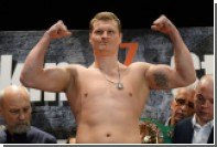 Поветкин сдал положительную допинг-пробу перед боем со Стиверном